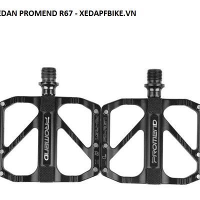 Pedan Promend R67 Bàn Đạp 3 bạc đạn .